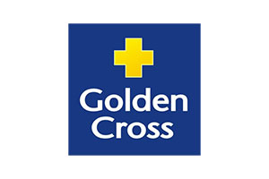 Logotipo Convênio Golden Cross